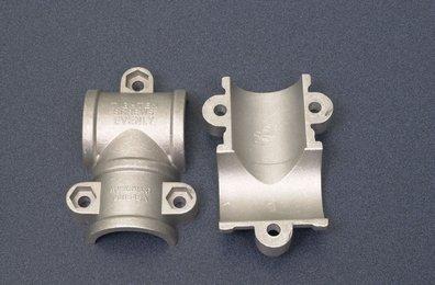 Aluminum Tee Fitting